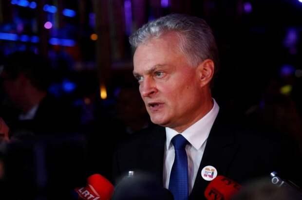 Новый президент Литвы не хочет «предавать» Украину, поворачиваясь лицом к России