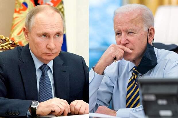 СМИ: Байден отказался от совместной пресс-конференции с Путиным из-за Трампа
