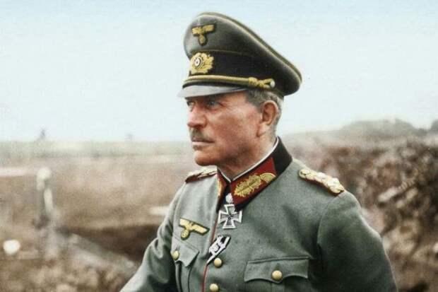 Генерал-полковник Гейнц Гудериан. /Фото: 24smi.org