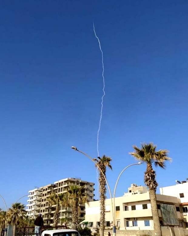 Российские ракетчики запустили «Искандеры» по приграничному с Турцией району Сирии