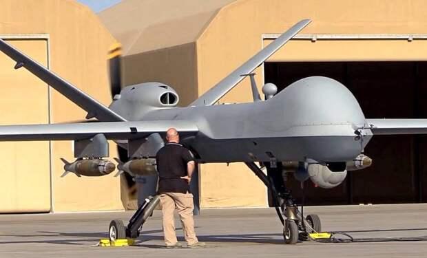 Американские БПЛА MQ-9 Reaper должны будут «перегрузить» ПВО Крыма