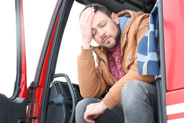 Как быстро снять усталость при длительной езде