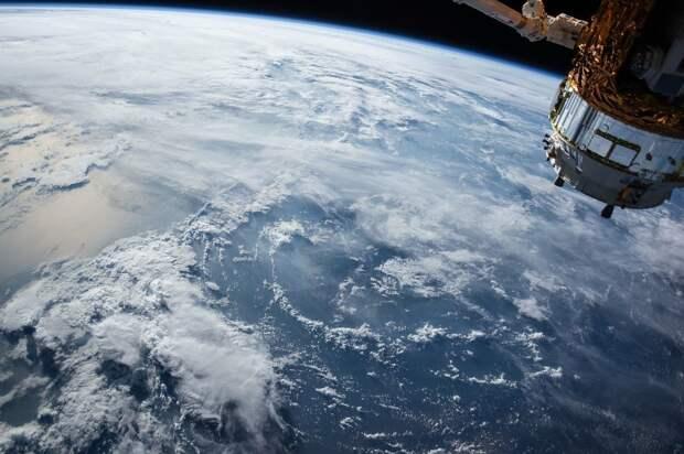 Спутник, Мкс, Международная Космическая Станция