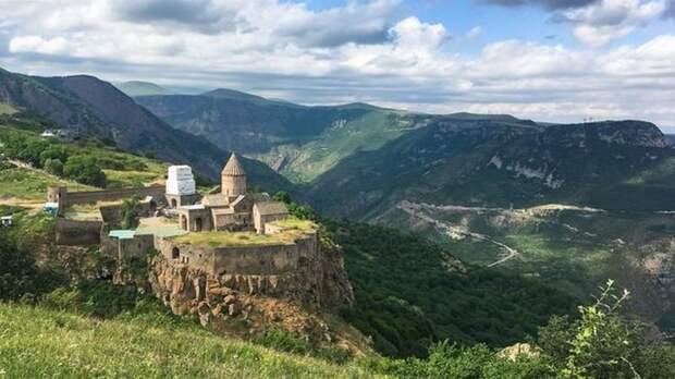 Диалектика и проблема Нагорного Карабаха. Александр Роджерс