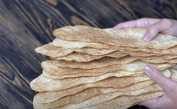 Тонкие хлебцы с прованскими травами: замена хлебу и закуска одновременно