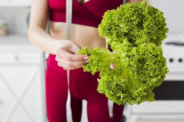 Диета «Стебелек» — худеем без усилий на 5 кг за 5 дней