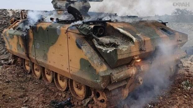 Семь турецких офицеров погибли под авиаударом в Ливии