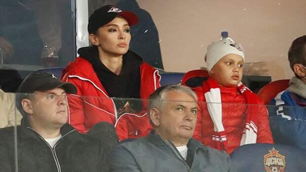 Салихова — о своих словах в адрес Черчесова: «Мое мнение не совпадает с мнением «Спартака»