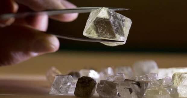 Удачная находка: в Якутии добыли очередной алмаз-рекордсмен