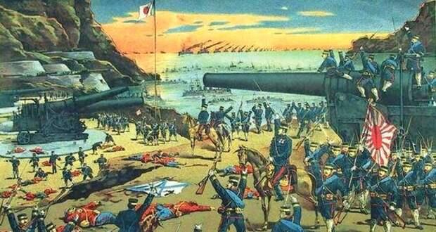 Что мерещилось японцам, штурмовавшим Порт-Артур?