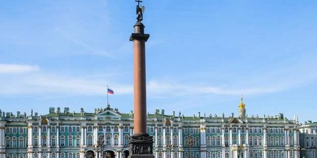 В Петербурге нашли тело ребенка в пакете