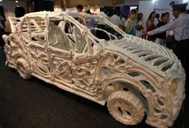Необычные автомобили (40 фото)