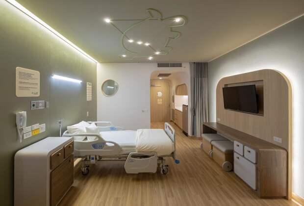 Детская больница в Таиланде