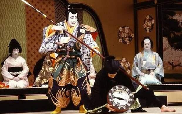Не всегда в кабуки были мужчины.