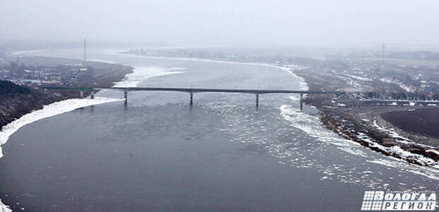 В водоемах Вологодской области снижается уровень воды