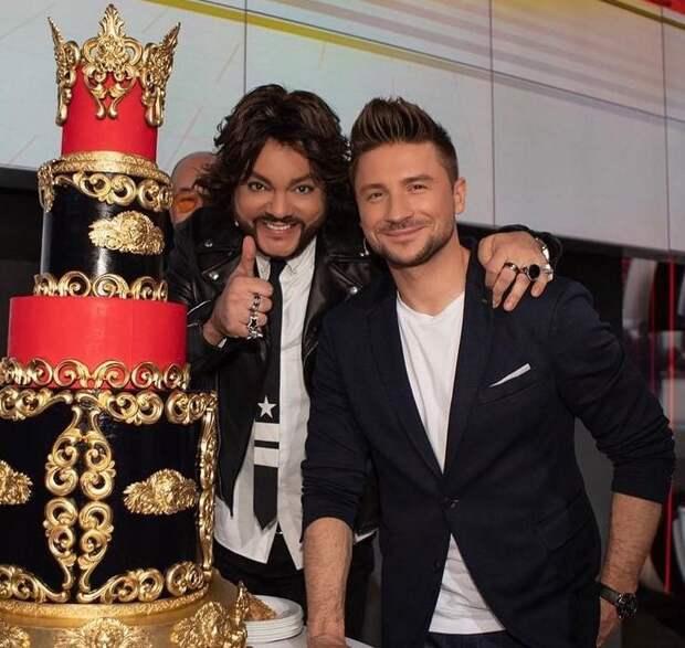 Виват, король! Звезды поздравили Филиппа Киркорова с днем рождения