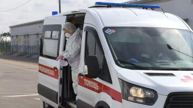 В России за сутки выявлено 19 744 случая коронавируса