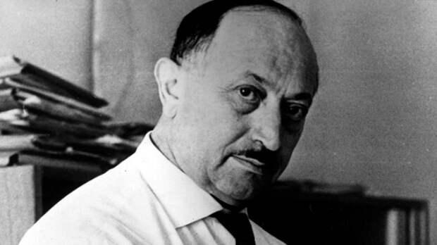 Симон Визенталь.