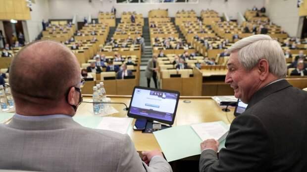 В Госдуме детально указали на причины включения США и Чехии в список недружественных стран