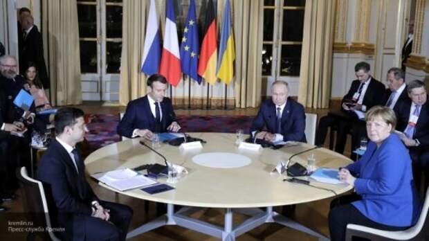 Кучеренко указала, чем обернется для Украины встреча в «нормандском формате»