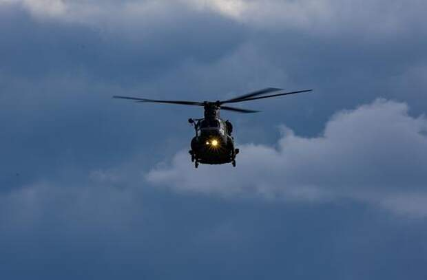 Крушение военного вертолета в Афганистане унесло жизни трех человек