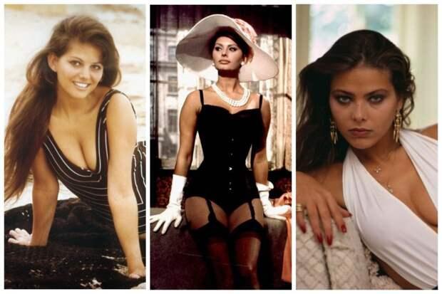 Актрисы, которые покорили мир: главные красавицы итальянского кино