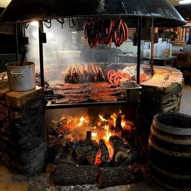 Копчение мяса и рыбы