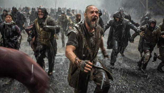 «Ной»: Даррен Аронофски приглашает всех на ковчег