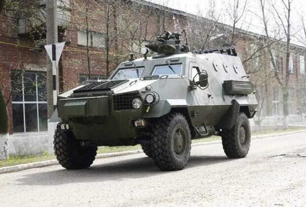 «Дозор-Б»: как Украина пытается решить проблему некачественной брони на своих бронемашинах