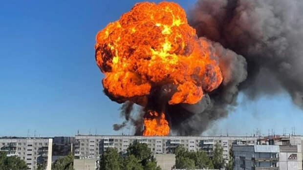 Число пострадавших при пожаре на АЗС в Новосибирске выросло до 33