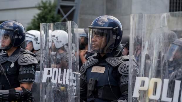 Полиция Атланты борется с кадровым голодом на фоне всплеска насилия