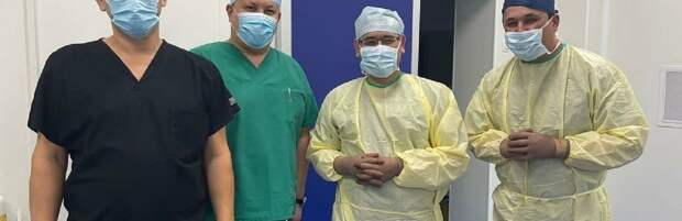 В Шымкенте проведено пять операций травматологом из столицы