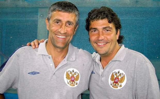 Новый главный тренер «Барселоны» был техническим директором сборной России попляжному футболу