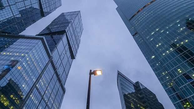Девушка упала с 86-го этажа башни в Москва-Сити