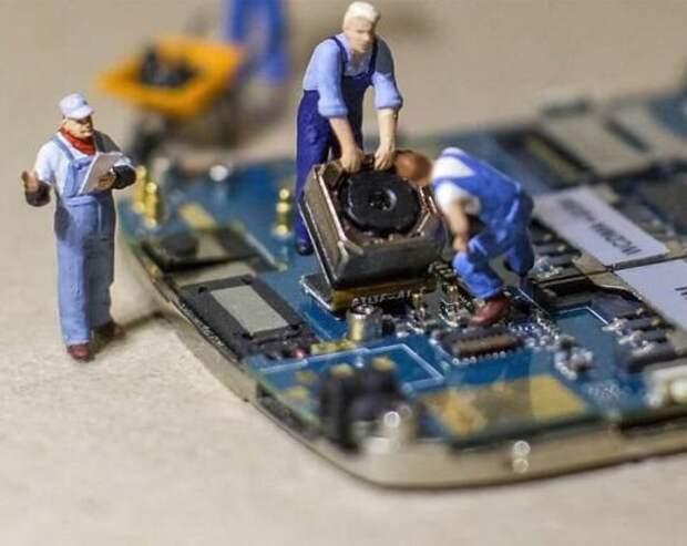 Как открыть мастерскую по ремонту техники и электроники.