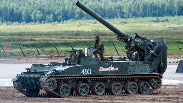 «РГ»: на Северном Кавказе военные развернули атомные минометы