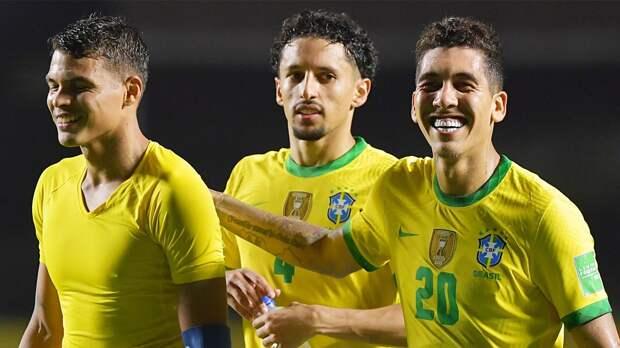Сборная Бразилии всегда побеждала на домашнем Кубке Америки