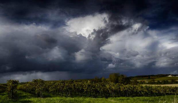 В Краснодарском крае действуют несколько штормовых предупреждений