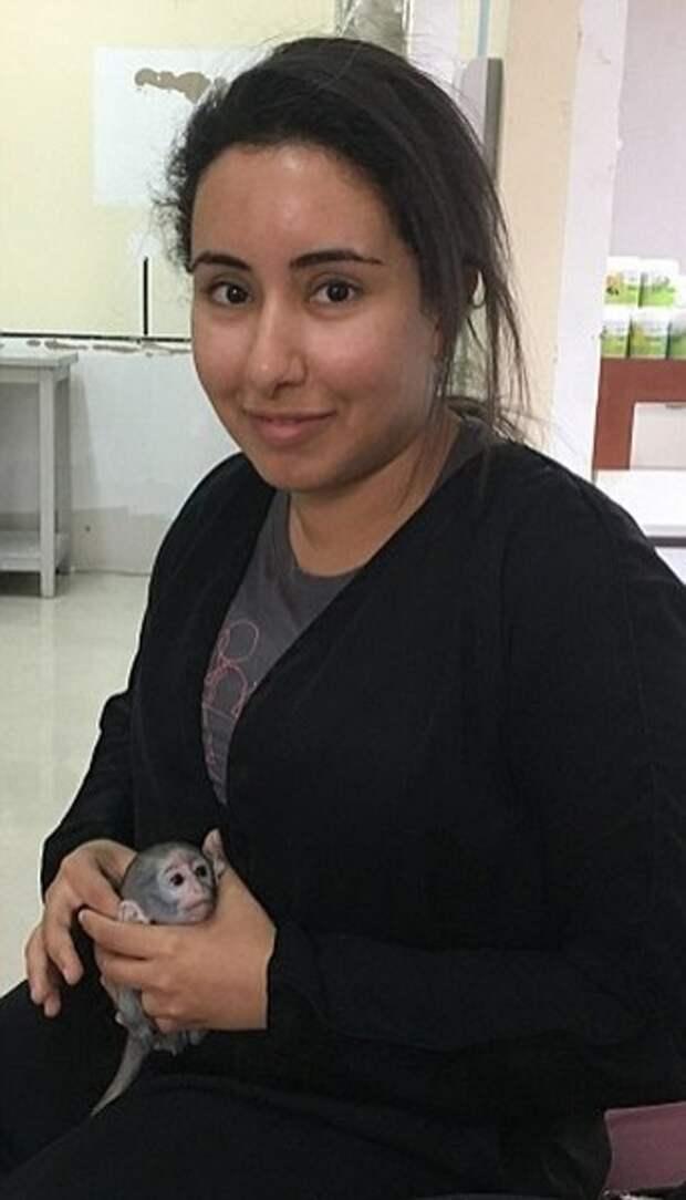 Дочь шейха Латифа в декабре 2018 года. / Фото: www.proexpress.com.ua