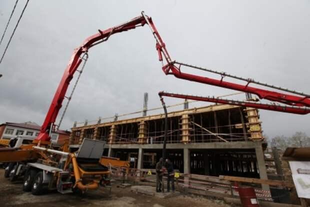 Новый блок начальной школы №14 в Иркутске построят до конца 2021 года