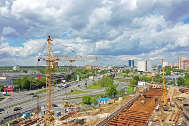 На станции «Лианозово» завершат разработку грунта