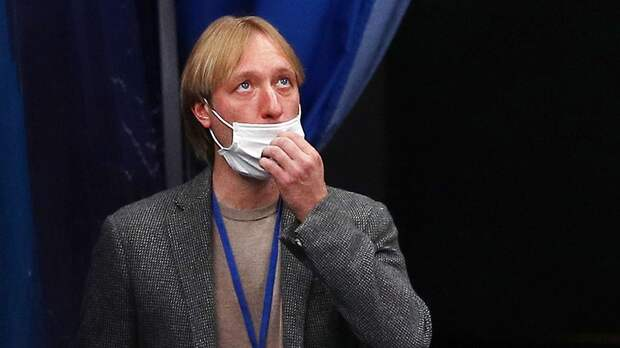Железняков: «Я извинился перед Плющенко, но приползать на коленях не собираюсь»
