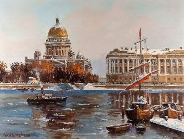 художник Ирина Александрина картины - 19
