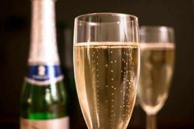 Какое шампанское самое низкокалорийное?