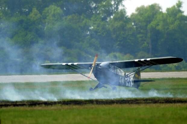 Четыре человека погибли при крушении самолета в США – СМИ