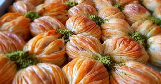 Искусство приготовления восточной сладости дома, на обычной кухне
