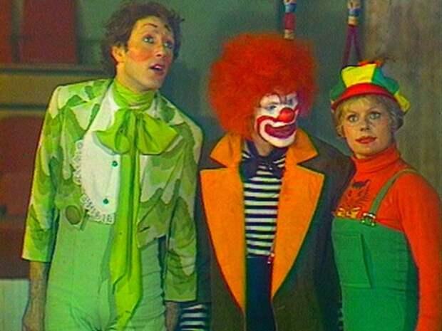 Коллектив клоунов-ведущих *АБВГДейки» | Фото: gallery.ru