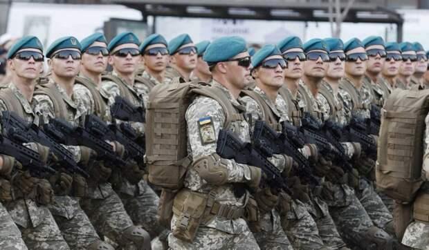 """На Украине назвали """"исторически неизбежным"""" вступление в НАТО"""