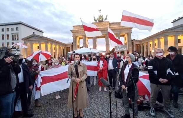 Тихановская в Берлине. Совершит ли Германия свою последнюю ошибку?