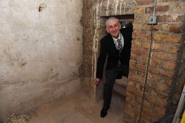 В здании британского парламента нашли секретный тоннель